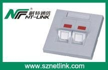 China NT-P004 45Gradus 86type Face Plate on sale