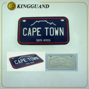 China CAPE TOWN blue background cool car stickers on sale