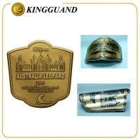 China Kguand emperor famous brand logo red wine label on sale