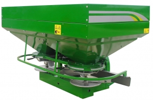 China Mounted 2FD-200L Fertilizer Spreader Mounted on sale