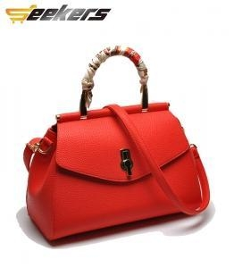 China women messenger bags Women Handbag ladies leather shoulder bag Ribbon Fashion Bag on sale