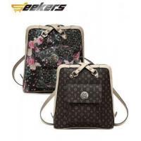 China Vintage Elegant Leather Backpack Fashion leather handbags, beautiful woman Messenger bag, on sale