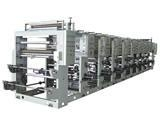 China ASY-A Model Shaftless Gravure Printing Machine on sale
