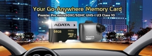 China Memory Cards Premier Pro microSDXC/SDHC UHS-I U3 Class 10 on sale