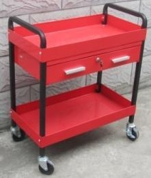 China 7403,Deluxe service cart with drawer on sale