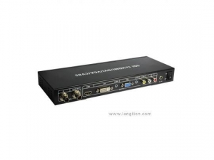 China SDI BNC to AV composite VGA audio DVI HDMI Converter for Camera CRT HDTV Display CCTV Monitor DVR on sale