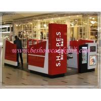 China Brow eyebrow cosmetic shopping mall kiosk on sale