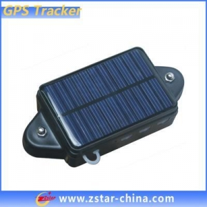China ZSGP0042 Portable GPS Tracker with Solar Power on sale