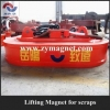 China MW61 Series Lifting Electromagnet for Handling Scraps for sale