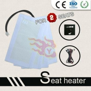 China auto parts seat heating element for 2 seats on sale