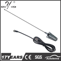Jeep 1-section removable mast AM/Fm Car Antenna MA502