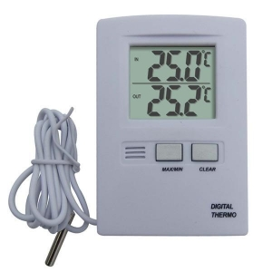 China Indoor Outdoor Thermometer with Probe Item # TT-006 on sale