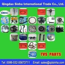 China motorcycle spare parts TVS (TVS STAR/MAX,made in China) on sale