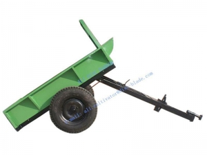 China Farm Carts Product name: 1 Ton Walking Tractor Trailer on sale