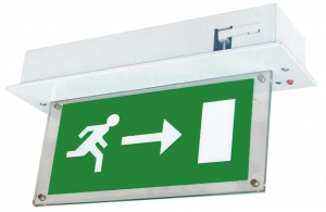 China Emergency Exit Light Model Number: PRX91M on sale