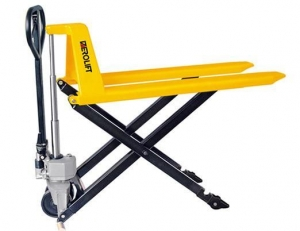 China Hand Pallet Trucks High Lift Truck on sale