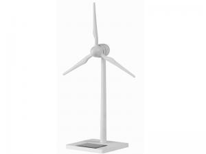 China Wind Turbine Models Part Solar Powered Small Plastic Windmill on sale