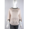 China knitwear P6031005 Womens batwing sleeves with round bottom for sale