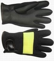 China Neoprene gloves 2mm neoprene gloves for fishing -015 on sale