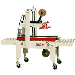 China Package Machinery AS523 Semi-automatic Carton Sealer with CE on sale