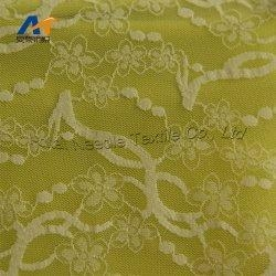 China various colors lace fabric for women's clothes on sale