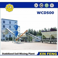 China WCD500 stabilized soil batching plant on sale
