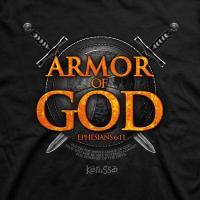 Armor of God Christian T-Shirt