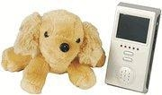 China 2.4GHZ WIRELESS DOG BABY MONITOR CAMERA on sale