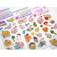 China Crystal Sticker Animal Self-adhesive Foam Sticker on sale