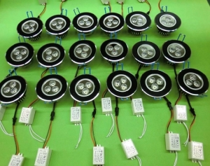 China LED Downlight LED 3*1W downlight on sale