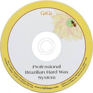 China Brazilian Wax Instructional DVD on sale