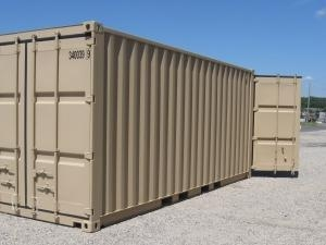 China 20 Foot Dry Freight Containers on sale