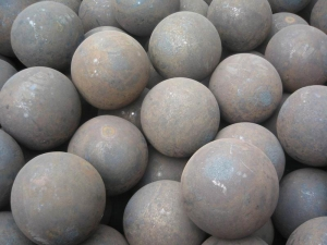 China 1-6inches forged grinding ball/grinding steel ball/grinding mill ball for ball mill on sale