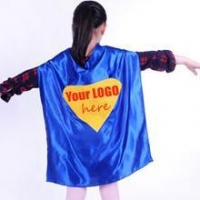 China Halloween Costume Party Cloak - Children Superhero Cape on sale