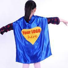 China Halloween Costume Party Cloak - Children Superhero Cape on sale