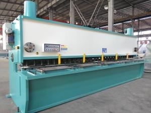China Hydraulic Guillotine Shear supplier
