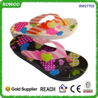 pvc upper cheap wholesale flip flops