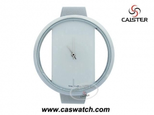 China Fashion glass watch on sale