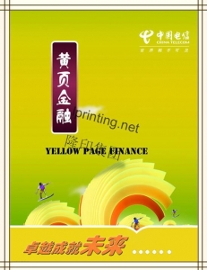 China Yellow Pages Album,Picture Album Printing Service on sale