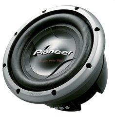 China Pioneer TS-W3002D4 Champion 12 Dual 4ohm Subwoofer 1000W RMS on sale