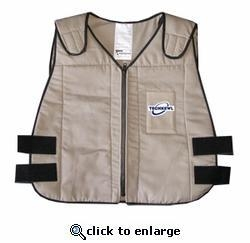 China Cooling Body Vests TechNiche Phase Change Cooling Vest - Khaki on sale