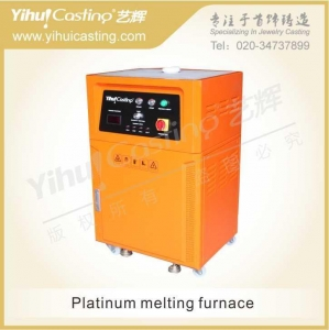China Platinum melting furnace Power supply: 380V, 50/60Hz on sale