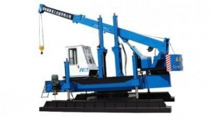 China TCZ Series Immersed Tube Static Piling Machine on sale