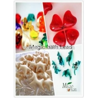 China Christmas gift lovely bath oil bead smooth skin on sale