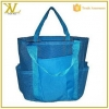 China Family Huge X - Large Coated Beach Mesh Tote Bag for sale