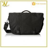 Durable teenager sling 12.5 inch laptop bag, nylon laptop bag for men