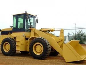 China ZL-50 wheel loader on sale