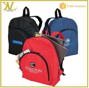China Quanzhou factory wholesale simple design trendy funky girls backpack on sale