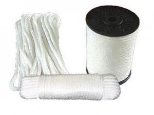 China Nylon solid braid rope on sale