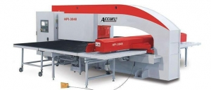 China CNC Turret Punching Press Machine MVD-HPI-3048 on sale